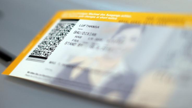 In der Corona-Krise soll die Erstattung von Tickets den Gutscheinen weichen. (Foto)