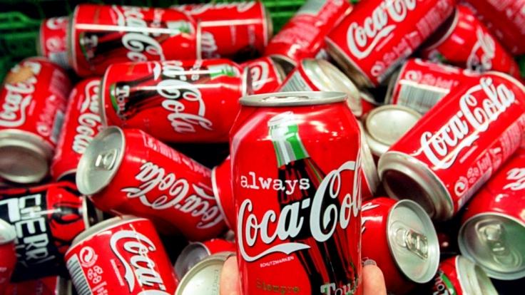 Coca Cola Light schädigt auf Dauer die Gesundheit. (Foto)