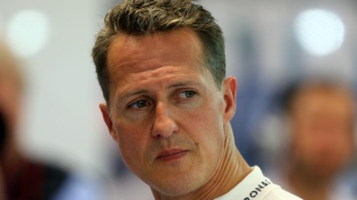 Ex-Kollege Rubens Barrichello erhebt schwere Vorwürfe gegen Ferrari und Michael Schumacher. (Foto)