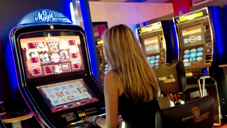 Mega-Jackpot beim Spielautomaten geknackt? (Symbolbild)