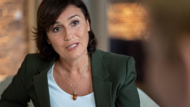 Auch in dieser Woche diskutiert Sandra Maischberger wieder mit ihren Gästen. (Foto)