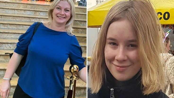 Maria G. (41) und ihre 16 Jahre alte Tochter Tatiana sind seit dem 13.07.2019 spurlos verschwunden - jetzt fahndet die Polizei nach den beiden Frauen, da ein Gewaltverbrechen nicht ausgeschlossen werden kann. (Foto)
