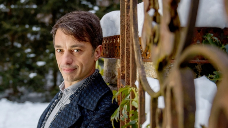"Lorenzo Patané kehrt als Robert Saalfeld zu ""Sturm der Liebe"" zurück. (Foto)"