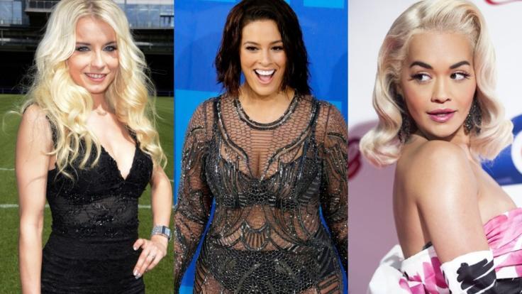 Mia Julia Brückner, Plus-Size-Model Ashley Graham und Sängerin Rita Ora fanden sich in dieser Woche in den Schlagzeilen wieder. (Foto)