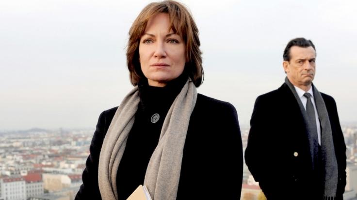 """Karla Lorenz (Natalia Wörner) ist """"Die Diplomatin"""". (Foto)"""