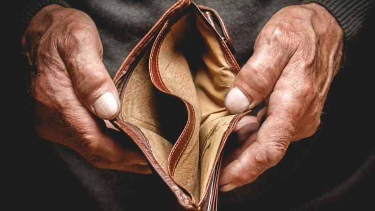 Fressen die Strafzinsen die Renten-Reserven auf? (Foto)