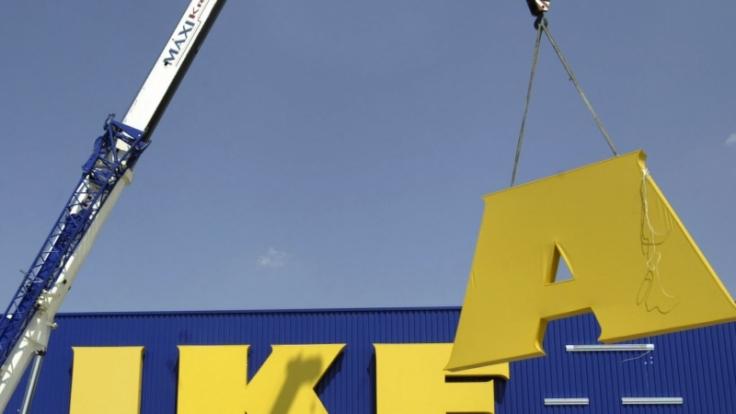 Spazier' herein! Bei Ikea wird der Kunde geduzt. Die Deutschen haben damit offenbar kein Problem - Ikea ist die erfolgreichste Einrichtungshauskette der Bundesrepublik. (Foto)