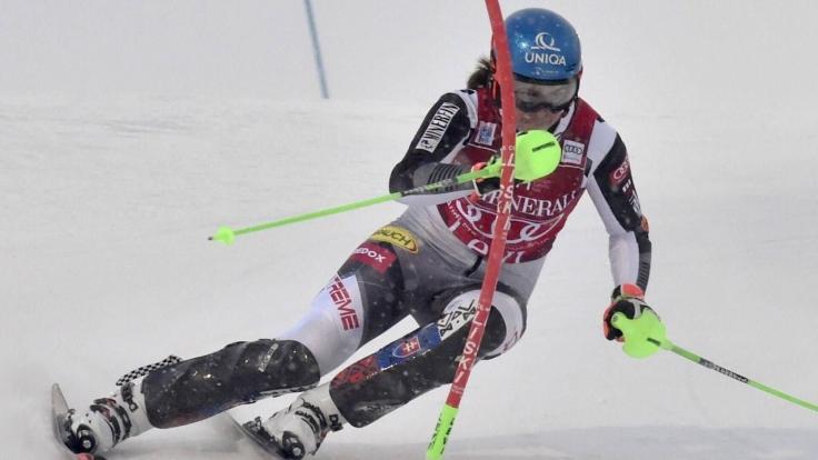 Alpiner Ski-Weltcup bei Eurosport 1 (Foto)