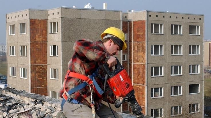 Lärm durch Bau- oder Renovierungsarbeiten können Nachbarn stark belasten. (Foto)