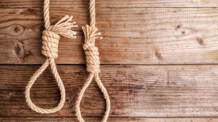 Ein Kindermörder wurde im Iran hingerichtet.