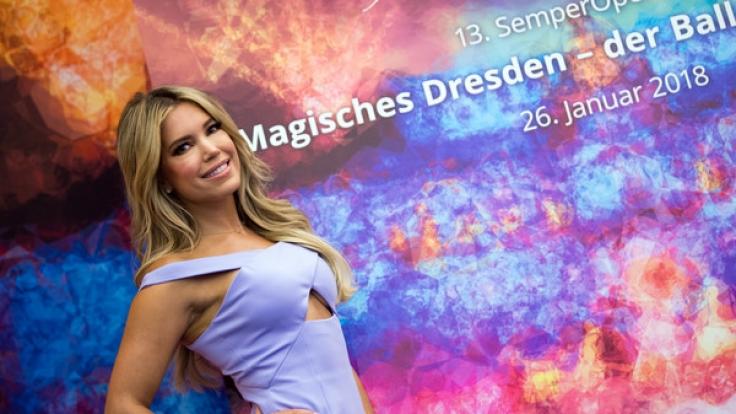 Sylvie Meis vertickt ihre Dessous bei Amazon. (Foto)