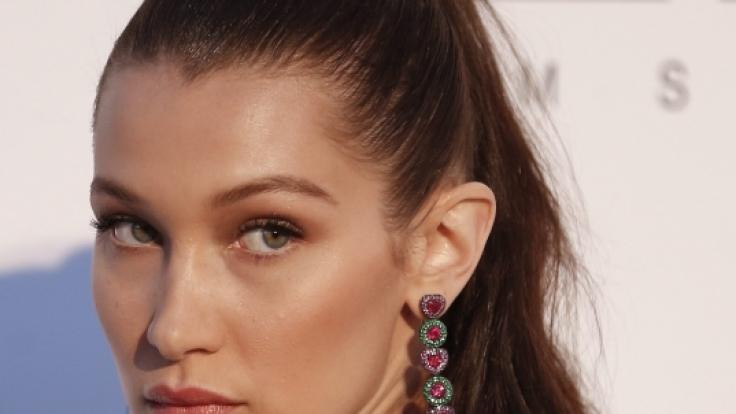 Bella Hadid mag es kontrovers. (Foto)