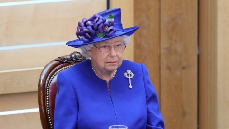 Die Sommerresidenz vonQueen Elizabeth II. wird seit Jahren von zahlreichen Fledermäusen heimgesucht.