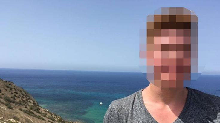 Seit einer Woche vermisst: Der 17-jährige Mike Manholt aus Oldenburg. (Foto)