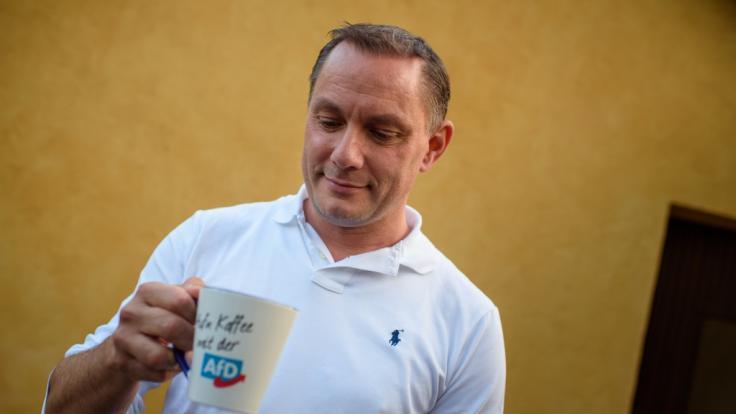 Wie tickt AfD-Politiker Tino Chrupalla privat? (Foto)
