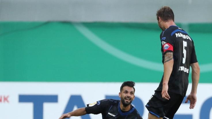 Heimspiel SC Paderborn 07: Die aktuellen Spielergebnisse der 2. Liga bei news.de