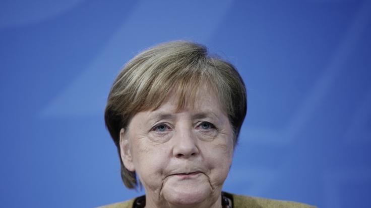 Plant Kanzlerin Angela Merkel (CDU) den kompletten Shutdown Deutschlands? (Foto)