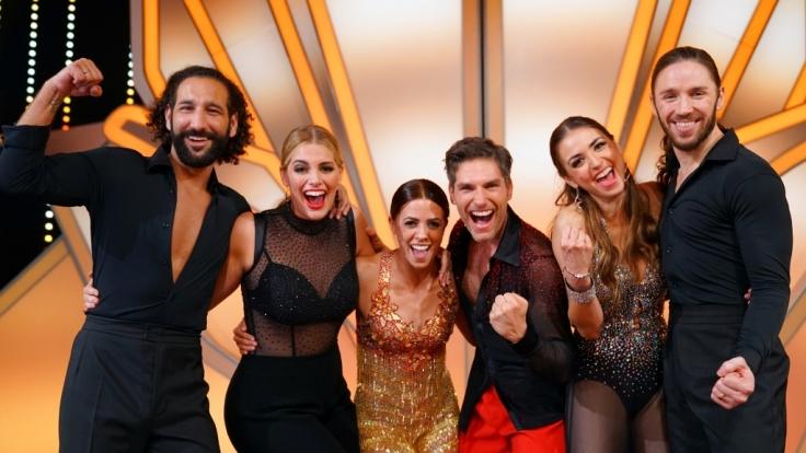 Noch dabei sind Schlager-Sängerin Vanessa Mai, Rock-Sänger und Schauspieler Gil Ofarim und Kurven-Model Angelina Kirsch.