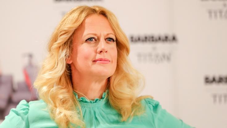 Barbara Schöneberger hätte gerne mehr Kinder gekriegt (Foto)