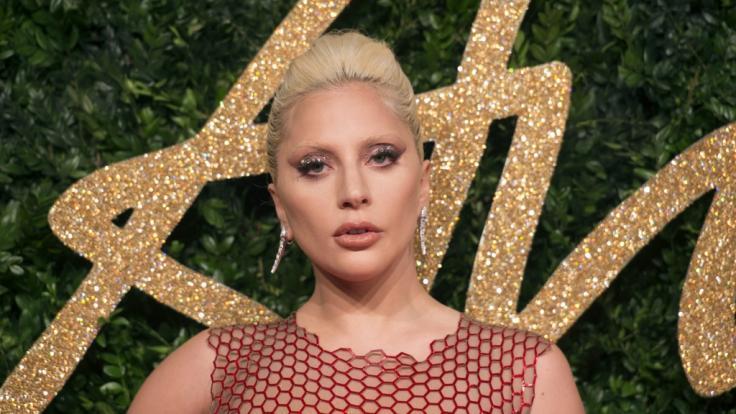 Lady Gaga ist immer für eine Provokation gut - wenn nötig auch nackt. (Foto)