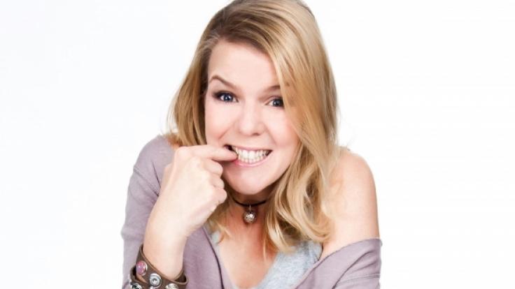 """Mirja Boes gewann für ihren Humor bereits mehrfach den """"Deutschen Comedypreis"""". (Foto)"""