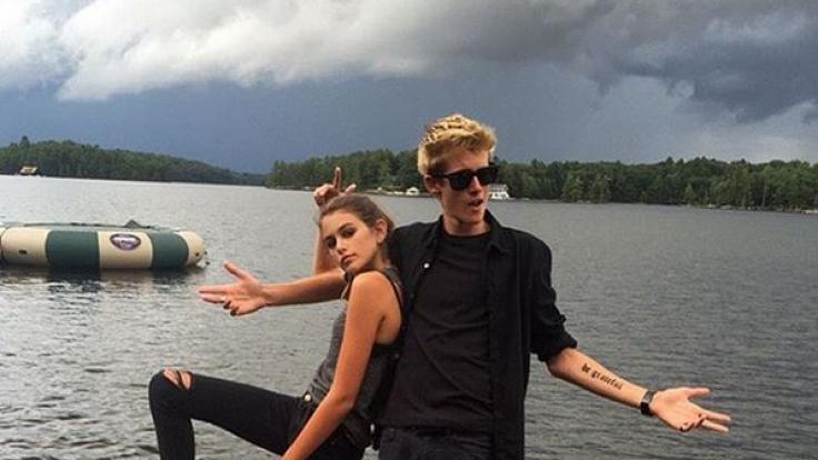 Kaia und Presley Gerber sind die Supermodels der nächsten Generation.