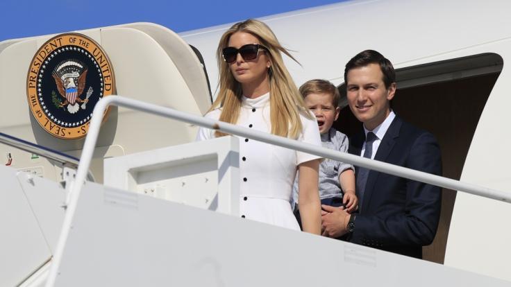 Ivanka Trump: Tochter des US-Präsidenten gibt ihre Modemarke auf