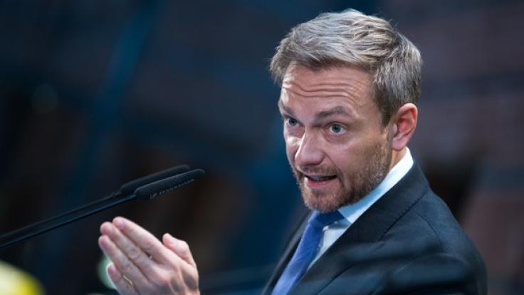 FDP-Chef Christian Lindner stehen Gespräche mit Bundespräsident Frank-Walter Steinmeier zur Fortführung der Jamaika-Sondierungen bevor.
