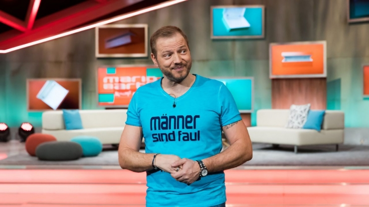 Mario Barth räumt auf! bei RTL