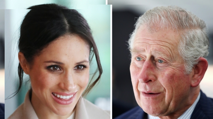 Wie steht Prinz Charles wirklich zu Meghan Markle? (Foto)