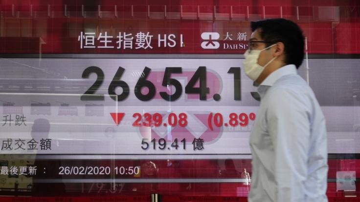 Drastische Maßnahmen in Hongkong gegen die Konjunkturschwäche