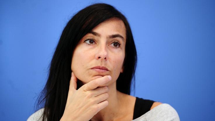 Diplom-Pädagogin Katia Saalfrank (Foto)