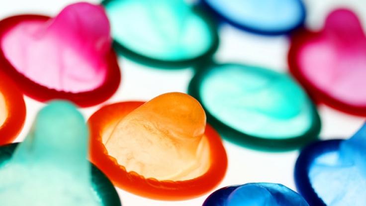 AM 14. Februar wird nicht nur der Valentinstag gefeiert, sondern auch der nationale Tag des Kondoms. (Foto)