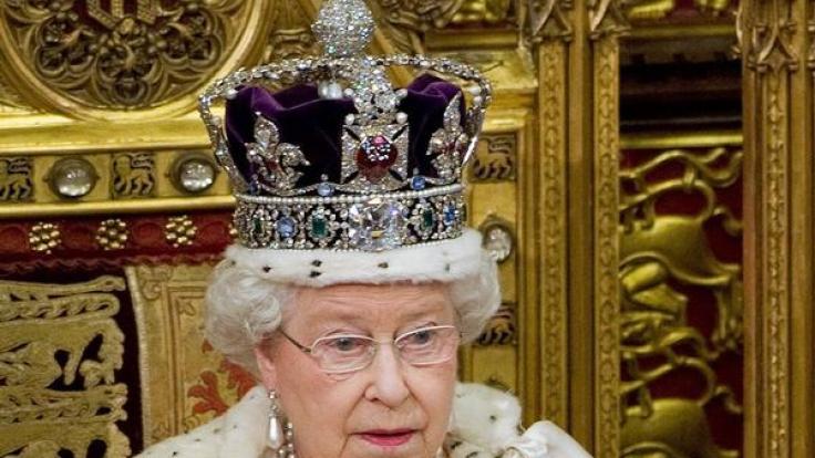 Die britische Monarchie und die Rolle der Queen (Foto)