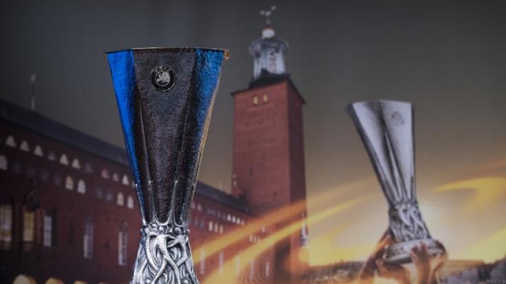 Es wird ernst: Auf wen treffen die deutschen Klubs in der Europa League? (Foto)