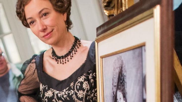 """Anna Sacher wird in der Verfilmung """"Die Sacher"""" von Ursula Strauss gespielt. (Foto)"""