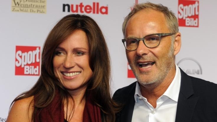 Kerstin und Reinhold Beckmann haben sich getrennt.
