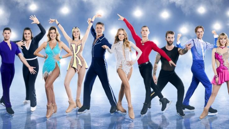 """""""Dancing on Ice"""": So sehen die Show im Live-Stream und im TV live. (Foto)"""