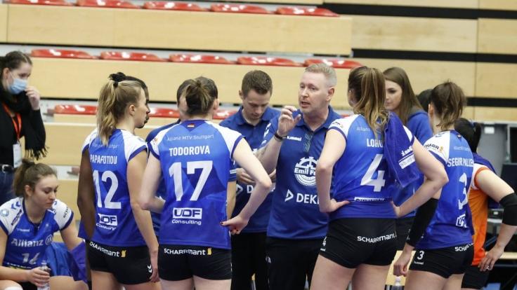 Volleyball: Bundesliga bei SPORT1 (Foto)