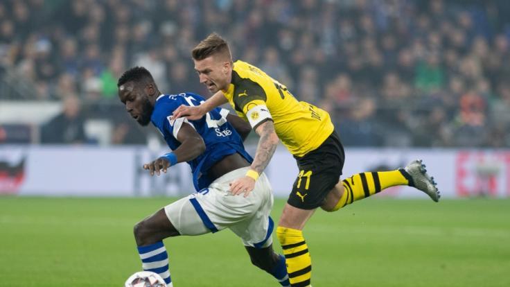 Das Revierderby zwischen Dortmund und Schalke wird zur Nervenschlacht.