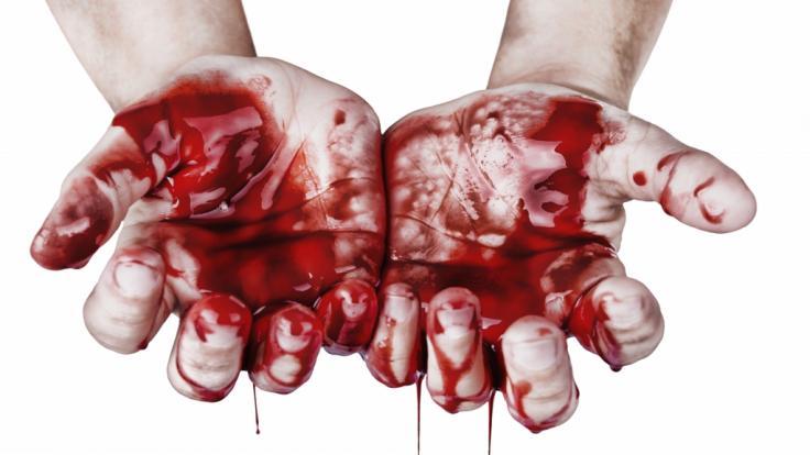 Der bestialische Mord an der walisischen Rentnerin Mabel Leyshon machte selbst hartgesottene Kriminalbeamte sprachlos (Symbolfoto).