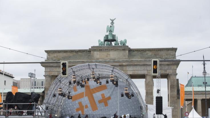 Der Kirchentag startet am Mittwoch in Berlin. (Foto)