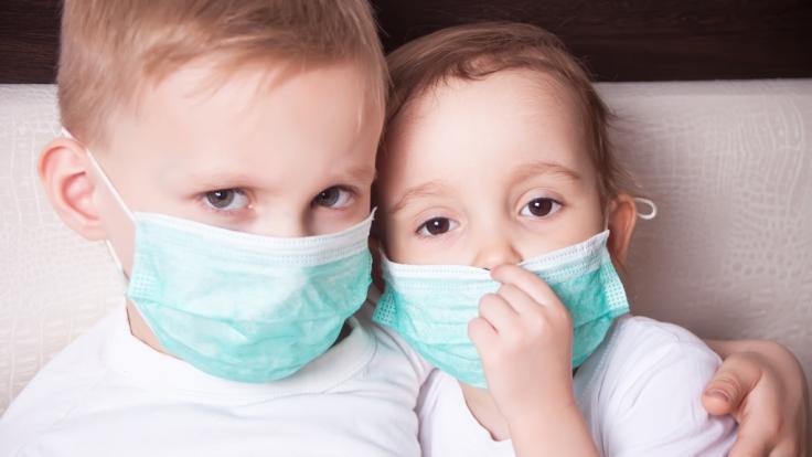 Kinder und Jugendlich sind NICHT sicher vor dem Coronavirus. (Foto)