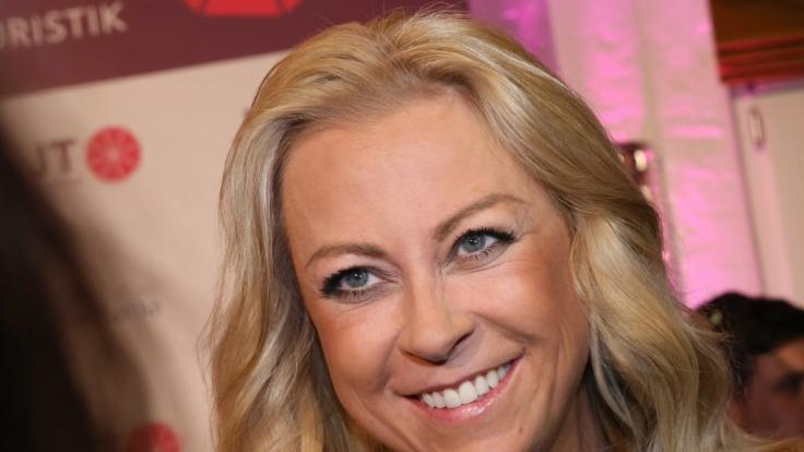 Jenny Elvers ist unter die Online-Verkäufer gegangen. (Foto)