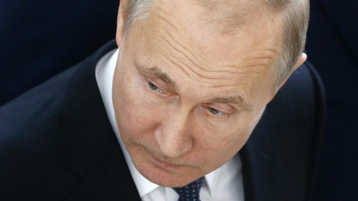 Was plant Präsident Putin?