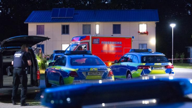 Ein Mann (27) soll in einer Hamburger Asylunterkunft eine Frau erstochen haben. (Foto)