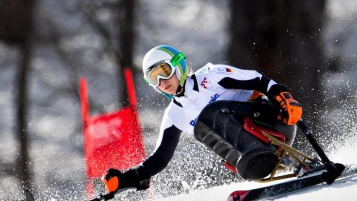 Anna Schaffelhuber holte in Sotschi bereits mehrfach Gold.