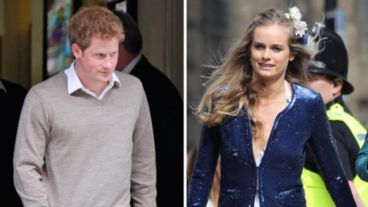 Cressida Bonas war zwei Jahre lang mit Prinz Harry liiert.