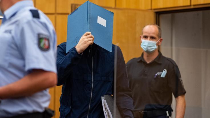 Der IT-Techniker wurde zu 14 Jahren Haft verurteilt. (Foto)