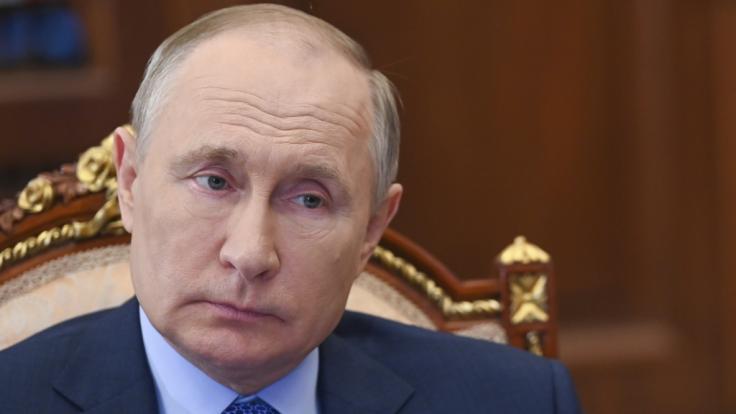Wladimir Putin schürt nach einem Raketentest Ängste um einen Konflikt mit Japan. (Foto)
